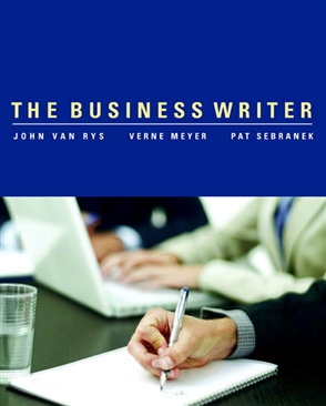 The Business Writer - 9780618370870