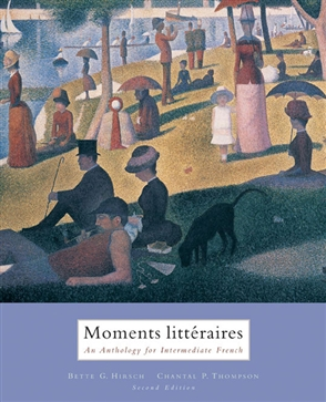 Moments littéraires: An Anthology for Intermediate French - 9780618527731
