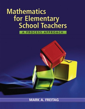 Mathematics for Elementary School Teachers: A Process Approach - 9780618610082