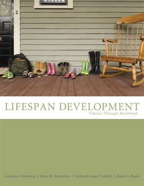 Life-Span Development: Infancy Through Adulthood - 9780618721566