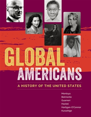 Global Americans: A History of the United States - 9780618833108