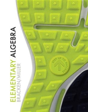Elementary Algebra - 9780618951345