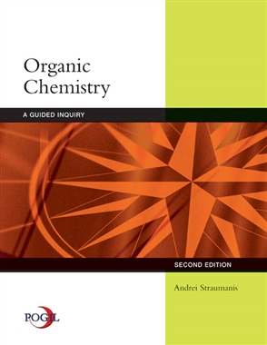 Organic Chemistry: A Guided Inquiry - 9780618974122