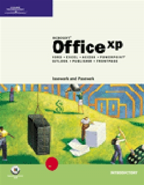 Microsoft Office XP: Introductory Tutorial - 9780619058432