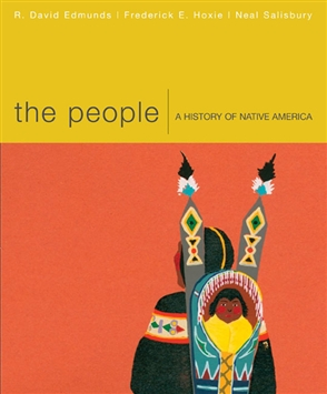 The People: A History of Native America - 9780669244953