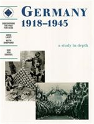 Discovering the Past: Germany 1918-1945 - 9780719570599