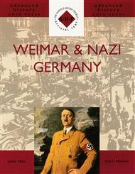Weimar & Nazi Germany - 9780719573439