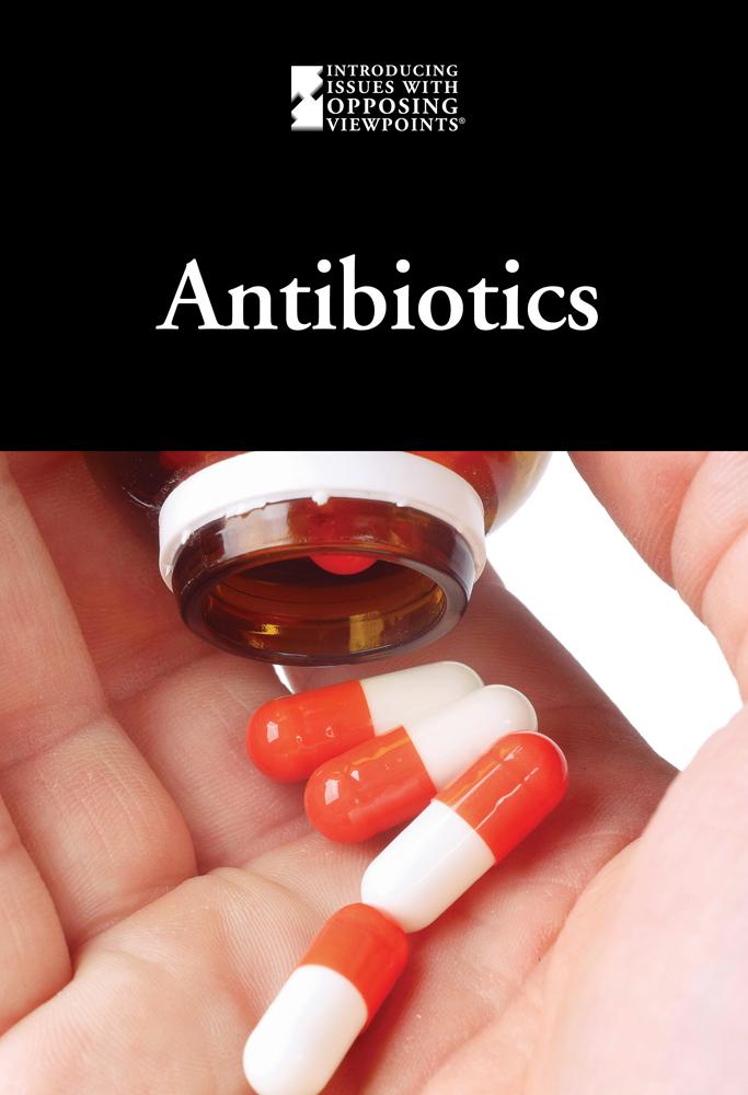 Antibiotics - 9780737770315