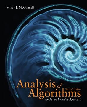 Analysis Of Algorithms - 9780763707828