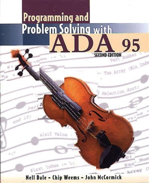 Programming And Problem Solving With Ada 95 - 9780763707927