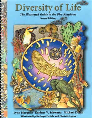 Diversity Of Life: The Illustrated Guide To Five Kingdoms - 9780763708627