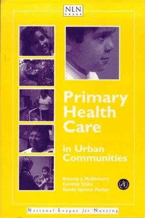 Primary Health Care In Urban Communities - 9780763710101