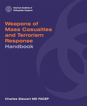 Weapons Of Mass Casualties And Terrorism Response Handbook - 9780763724252
