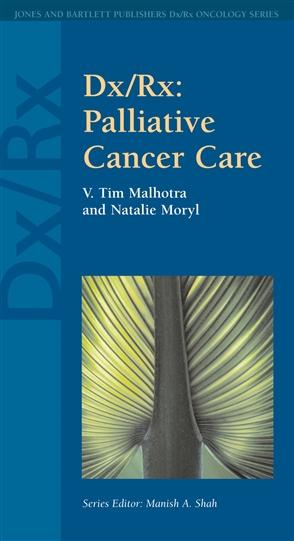 Dx/Rx: Palliative Cancer Care - 9780763726393