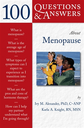 100 Questions  &  Answers About Menopause - 9780763727291