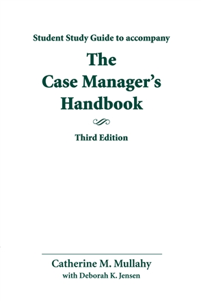 Study Guide for Case Manager's Handbook - 9780763732462