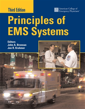 Principles Of EMS Systems - 9780763733827