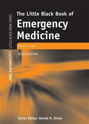 The Little Black Book Of Emergency Medicine - 9780763734565