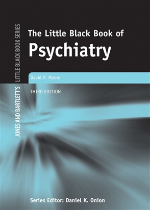 The Little Black Book Of Psychiatry - 9780763734589