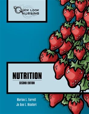 Quick Look Nursing: Nutrition - 9780763737399