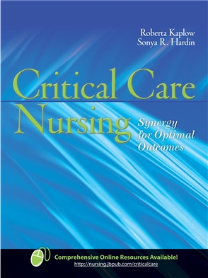 Critical Care Nursing: Synergy For Optimal Outcomes - 9780763738631