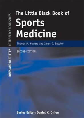 The Little Black Book Of Sports Medicine - 9780763738655
