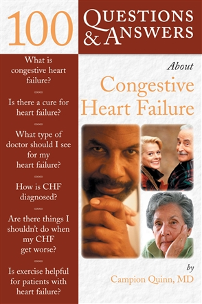 100 Questions  &  Answers About Congestive Heart Failure - 9780763738976