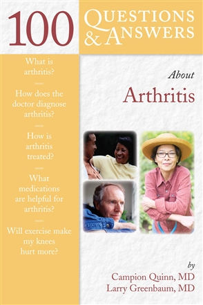 100 Questions  &  Answers About Arthritis - 9780763740511