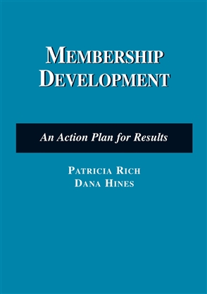 Membership Development: An Action Plan For Results - 9780763741020