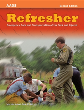 Refresher:  Emergency Care And Transportation Of The Sick And Injured - 9780763742294