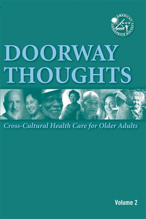 Doorway Thoughts: Cross Cultural Health Care For Older Adults, Volume II - 9780763743550