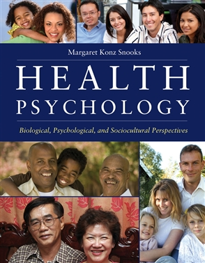 Health Psychology: Biological, Psychological, And Sociocultural Perspectives - 9780763743826