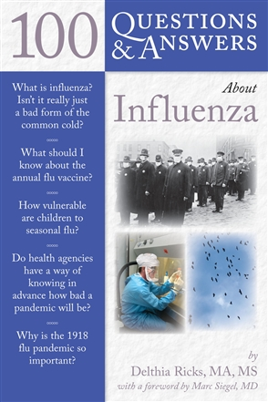 100 Questions & Answers About Influenza - 9780763745011