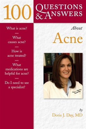 100 Questions  &  Answers About Acne - 9780763745691