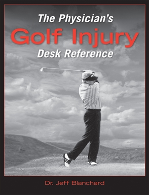 The Physician's Golf Injury Desk Reference - 9780763746131