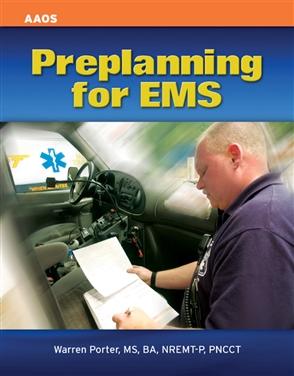 Preplanning For EMS - 9780763746612