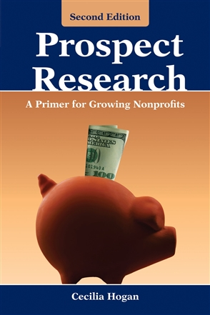 Prospect Research: A Primer For Growing Nonprofits - 9780763751036