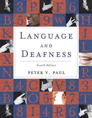 Language And Deafness - 9780763751043