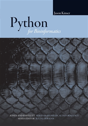 Python For Bioinformatics - 9780763751869