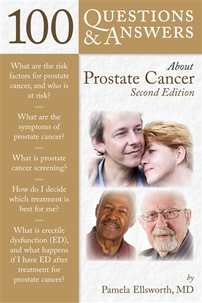 100 Questions  &  Answers  About Prostate Cancer - 9780763752057