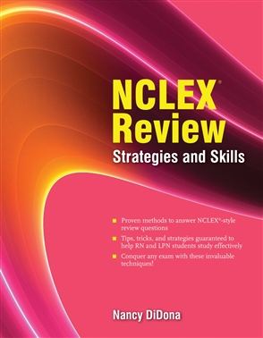 NCLEX Review: Strategies And Skills - 9780763752262