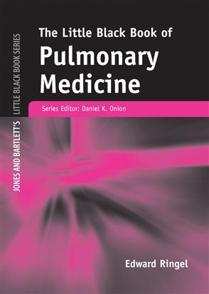Little Black Book Of Pulmonary Medicine - 9780763752446