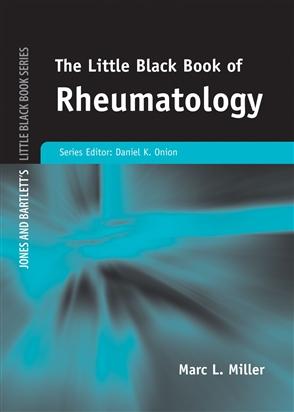 Little Black Book Of Rheumatology - 9780763752989