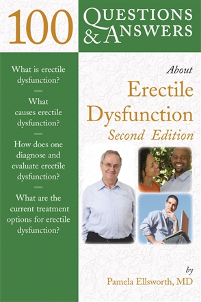 100 Questions  &  Answers About Erectile Dysfunction - 9780763753573