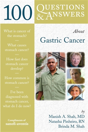 100 Questions  &  Answers About Gastric Cancer - 9780763753672
