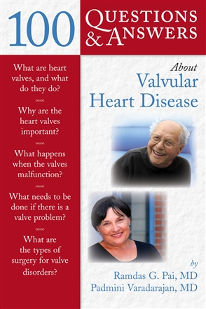 100 Questions  &  Answers About Valvular Heart Disease - 9780763753870