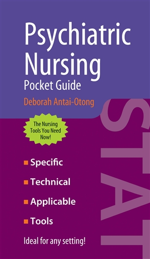 Psychiatric Nursing Pocket Guide - 9780763754136