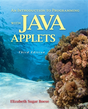 An Introduction To Programming With Java Applets - 9780763754600