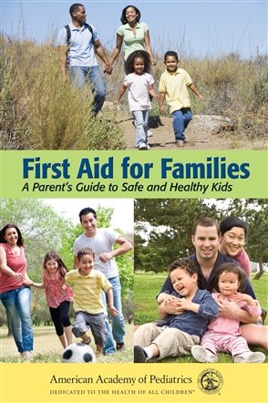 First Aid For Families - 9780763755522