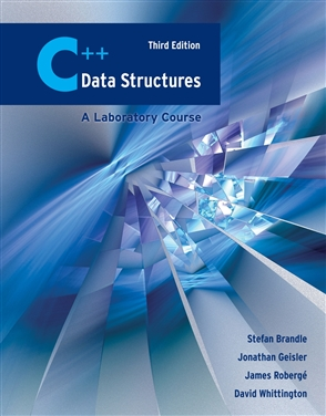 C++ Data Structures: A Laboratory Course - 9780763755645